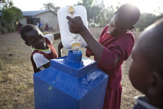Water: Access through empowerment of rights